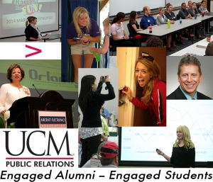 Intern Engagement Collage