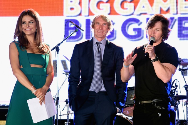 The Giving Back Fund's Big Game Big Give - Inside