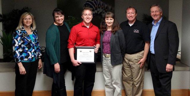 Kellerman outstanding 2016 business student